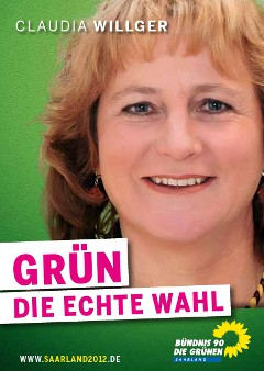 Claudia Willger 2012