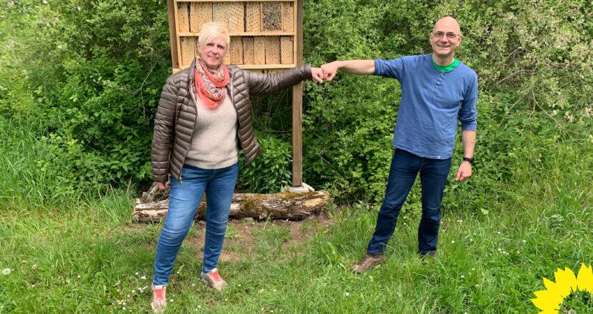 Katrin Lauer und Andreas Ragoschke-Schumm